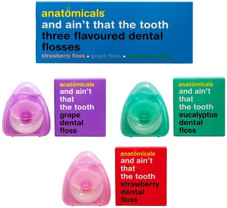 Anatomicals And Ain't That The Tooth Flosses