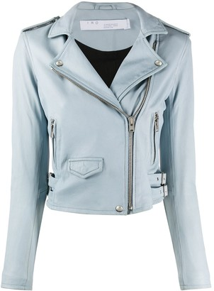 IRO Pocket Detail Biker Jacket