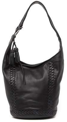 The Sak Skye Leather Bucket Bag