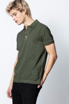 Zadig & Voltaire Trot Polo Shirt