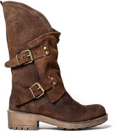 Coolway Brown Alida Leather Boot