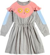 Fendi Pirochan Cotton Interlock Dress