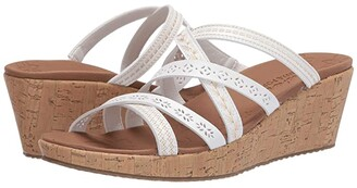 Skechers Beverlee - Tiger Posse (Luggage) Women's Sandals
