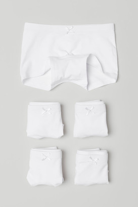 H&M 5-Pack Boxer Briefs