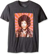 Goodie Two Sleeves Men's Karl Ferris Collection Jimi Hendrix Rays Adult T-Shirt
