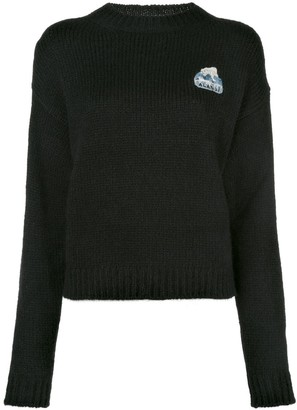 Alanui Embroidered Knitted Jumper