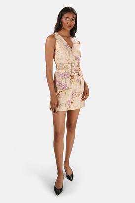 Zimmermann Sabotage Safari Mini Dress
