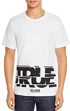 True Religion Graphic Logo Tee