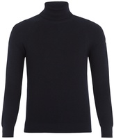 Moncler Roll-neck wool sweater