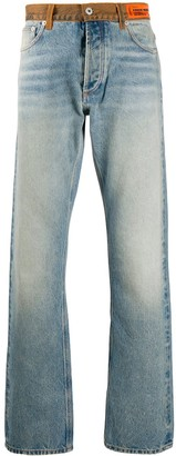 Heron Preston Loose Fit Jeans