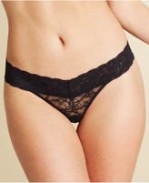 HEIDI-by-Heidi-Klum Heidi by Heidi Klum Stretch Lace Thong H37-1176B, Only at Macy's