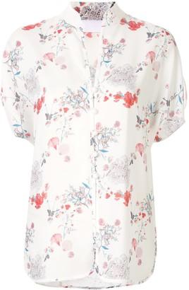 Mame Kurogouchi Floral Print Blouse