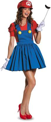 Disguise Costumes Women's Mario Skirt Version Adult