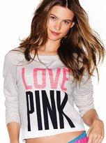 Victoria's Secret Pink® Cut-off Crew