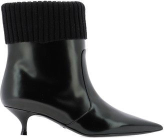 Christian Dior Beat Low Ankle Boots