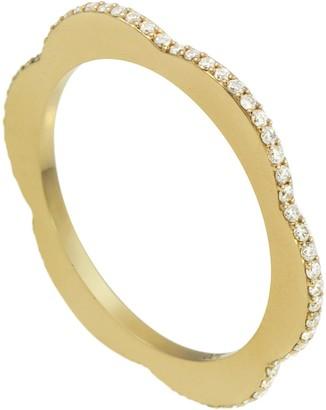 Raphaele Canot Diamond Happy Deco Ring - Yellow Gold