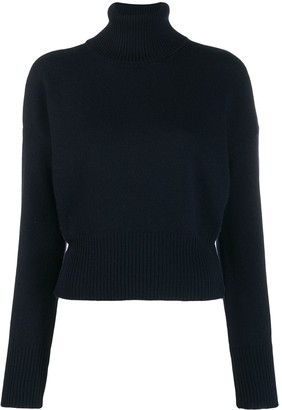 Societe Anonyme Roll Neck Sweatshirt