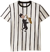 Dolce & Gabbana Jazz Musician T-Shirt (Big Kids)