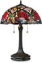 Quoizel Larissa Tiffany Style Table Lamp