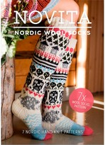 Nordic Novita Woollen Socks Knitting Pattern Booklet