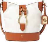 Lauren Ralph Lauren Dorrington Small Caden Bucket Bag