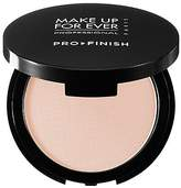 Make Up For Ever Pro Finish Multi Use Powder Foundation - # 110 Porcelain 10g/0.35oz