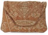 Antik Batik Women's Embroidered Crossbody Bag
