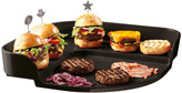 Emile Henry Burger Party - Charcoal