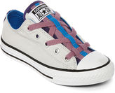Converse Chuck Taylor All Star Loopholes Girls Fashion Sneakers - Little Kids