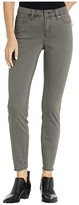 Silver Jeans Co. Most Wanted Mid-Rise Skinny Jeans (Army) Women's Jeans