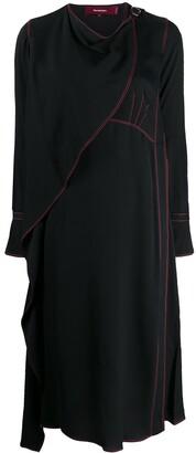Sies Marjan Draped Neck Dress