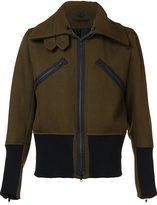 Ann Demeulemeester 'Radcliff' bomber jacket