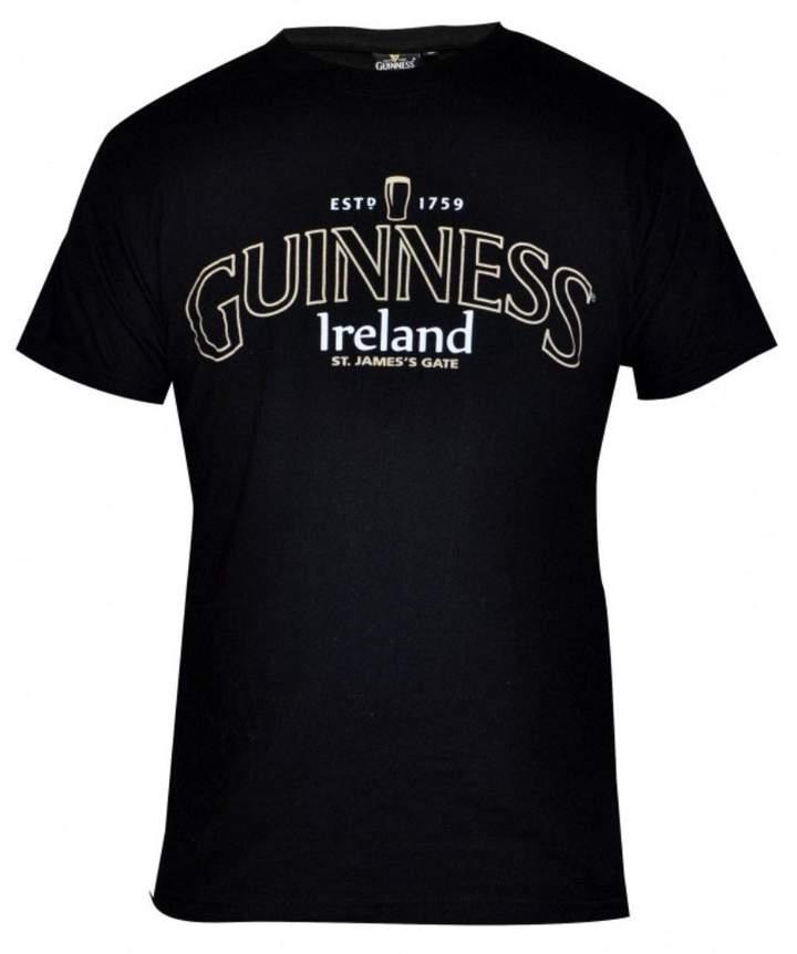 Guinness Official Merchandise Claddagh Tee