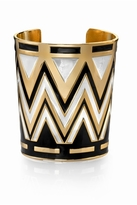 House Of Harlow Tribal Cuff in White