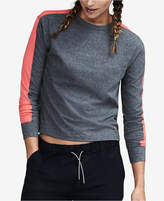 Under Armour Favorite Mesh-Trimmed Top