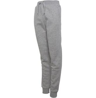 Board Angels Girls Jog Pants Grey Marl