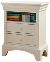 """Thumbnail for your product : My Home Neapolitan 25"""" 2 Drawer Night Stand"""