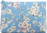 Cath Kidston Wellesley Blossom Matt Zip Wash Bag