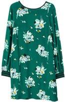 MANGO Trim floral dress