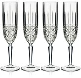 Marquis by Waterford Brady 4-Pc. Flute Set