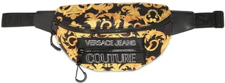 Versace Jeans Couture Baroque Printed Belt Bag
