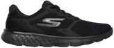 Skechers Go Run 400 - Athletic Lace Up 14350 Black/Black Sneaker