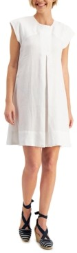 Charter Club Tie-Back A-Line Dress, Created for Macy's