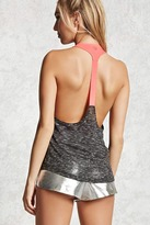 Forever 21 FOREVER 21+ Active Slub Knit Tank Top