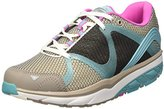 MBT Women's Leasha Trail Lace Up Walking Shoe