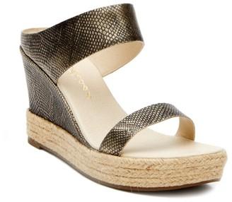 Matisse Flora Espadrille Wedge Sandal