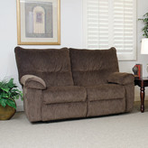 Serta Upholstery Double Reclining Loveseat
