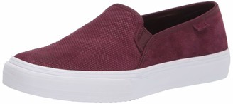 Keds Women's Double Decker Suede Pack Cold Weather & Shearling