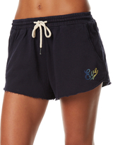 All About Eve Around Eve Short Blue