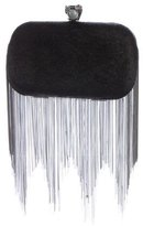 House Of Harlow Jude Chain-Fringe Clutch